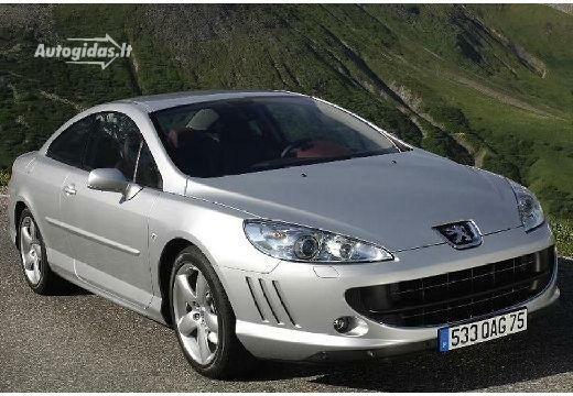 Peugeot 407 2006-2008
