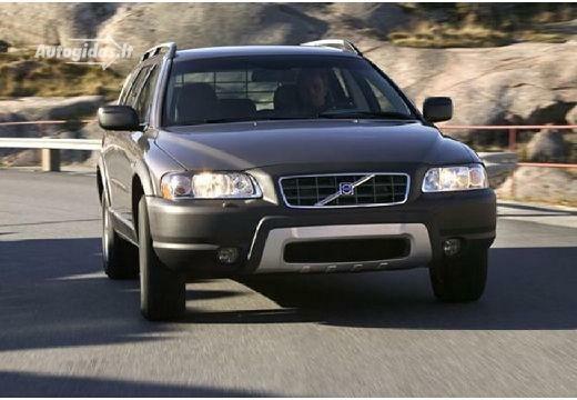 Volvo XC70 2006-2007