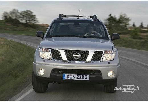 Nissan Navara 2007-2010