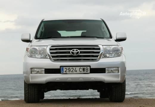 Toyota Land Cruiser 2008-2010