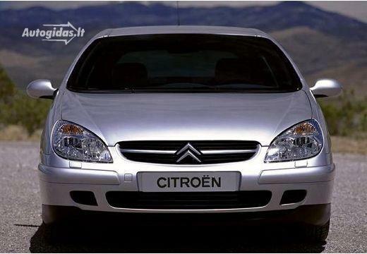 Citroen C5 2001-2002