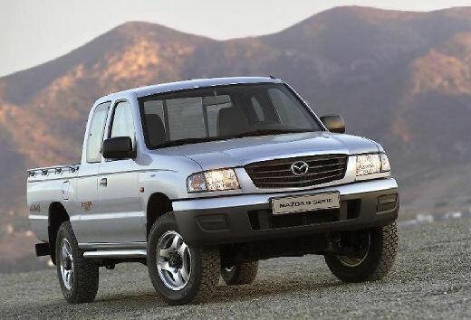Mazda b-seria 2003-2006