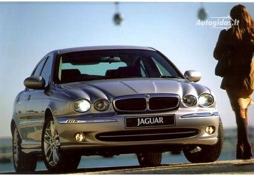 Jaguar X-Type 2001-2005