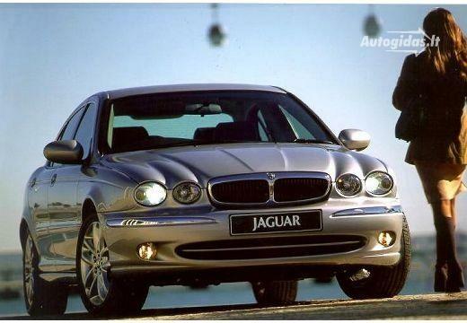 Jaguar X-Type 2001-2005