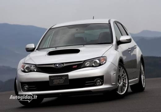 Subaru Impreza 2008-2011