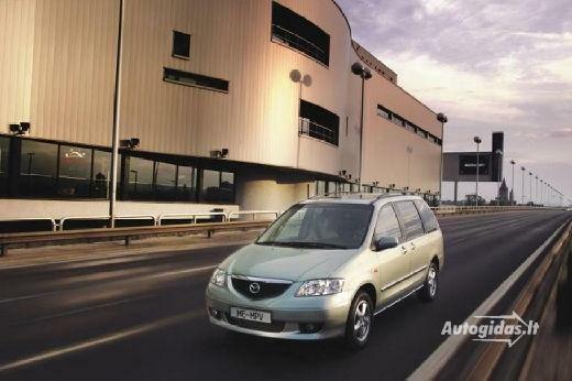Mazda MPV 2000-2001