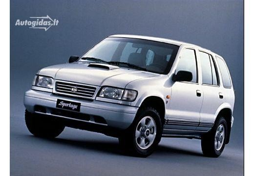 Kia Sportage 2001-2002
