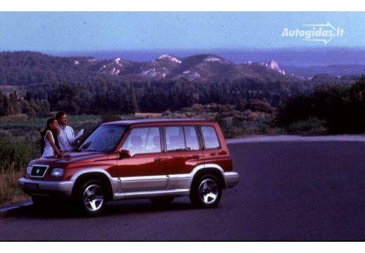 Suzuki Vitara 1995-1998