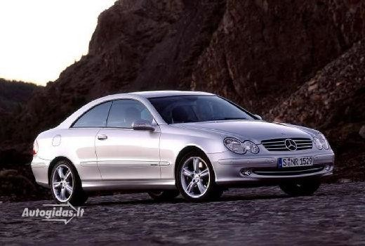 Mercedes-Benz CLK 320 2002-2005
