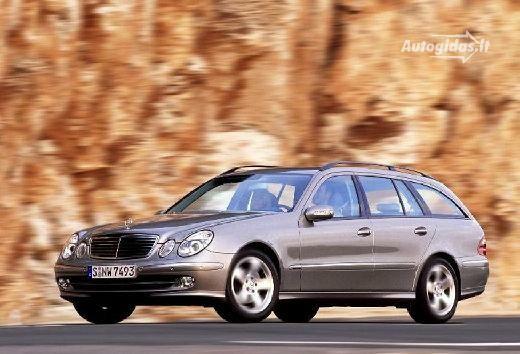 Mercedes-Benz E 350 2005-2006