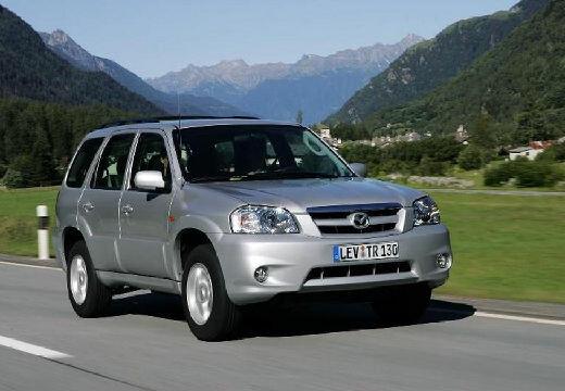 Mazda Tribute 2004-2008