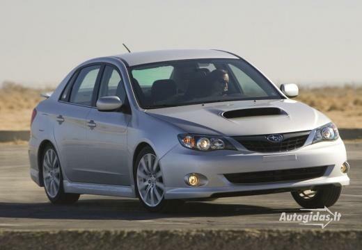 Subaru Impreza 2009-2010
