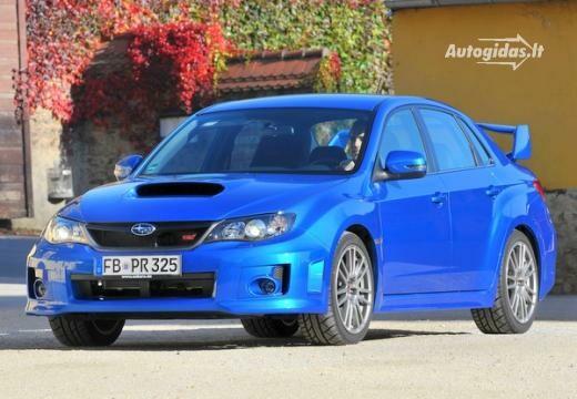 Subaru Impreza 2009-2011