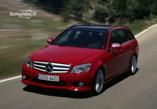 Mercedes-Benz C 350 2010-2011
