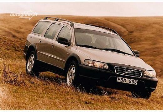 Volvo V70 2000-2002