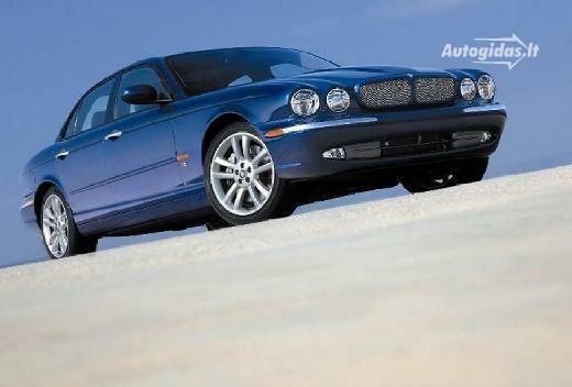 Jaguar XJ 2003-2004