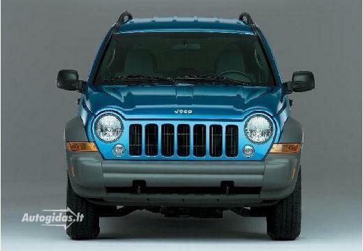 Jeep Cherokee 2004-2005