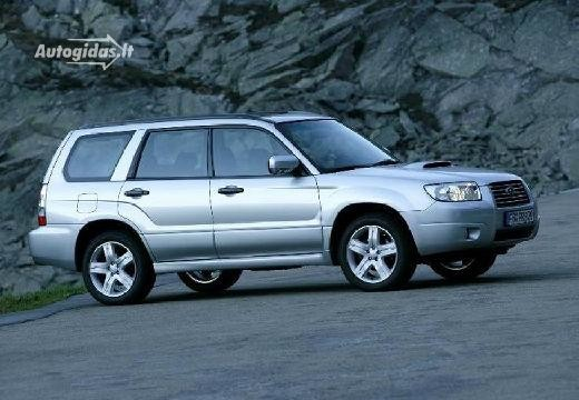Subaru Forester 2005-2007