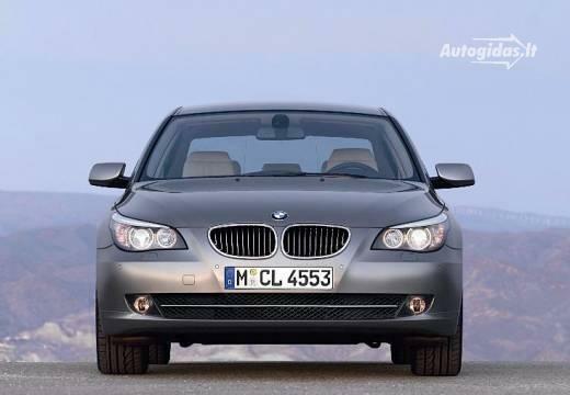 BMW 540 2007-2010