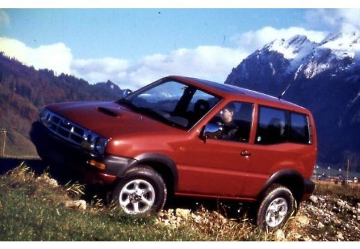 Ford Maverick 1996-1998