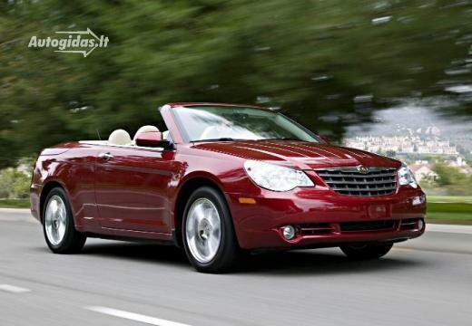 Chrysler Sebring 2008-2009