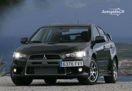 Mitsubishi Lancer 2008-2011