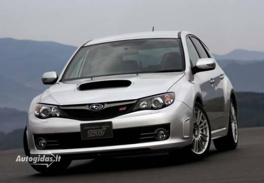Subaru Impreza 2011-2011