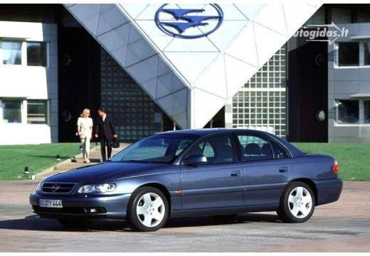 Opel Omega 2000-2002