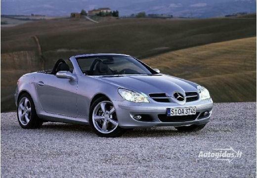 Mercedes-Benz SLK 350 2004-2008