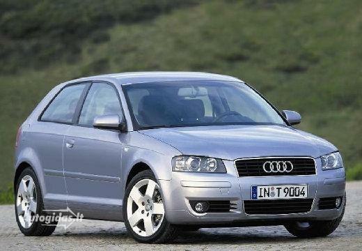 Audi A3 2004-2005