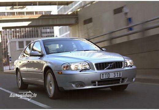 Volvo S80 2004-2005