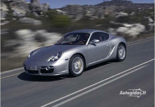Porsche Cayman 2005-2008