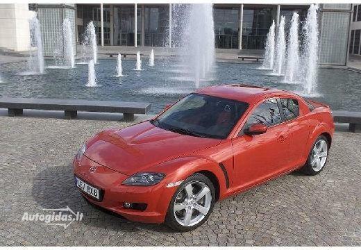 Mazda RX-8 2005-2008