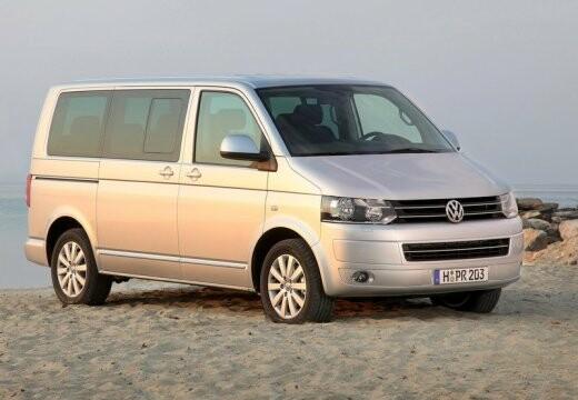 Volkswagen Transporter 2009-2010
