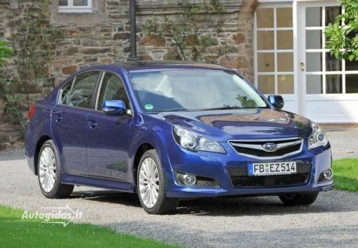 Subaru Legacy 2010-2011