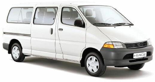 Toyota Hiace 1997-1998