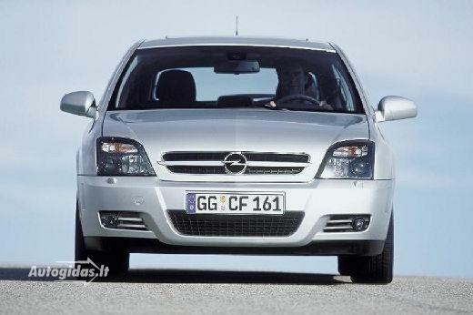 Opel Vectra 2002-2005