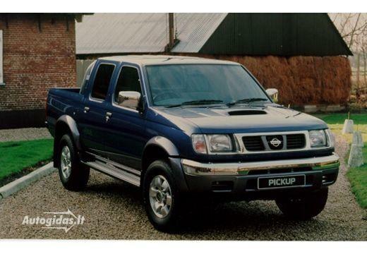 Nissan PickUp 1999-2001