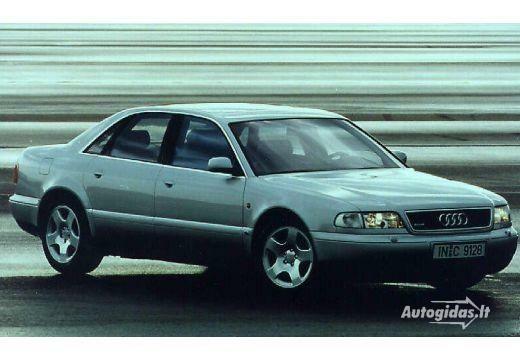 Audi A8 1996-2002