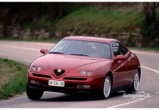 Alfa-Romeo GTV 1999-2001