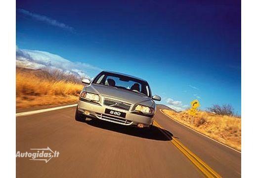 Volvo S80 2001-2003
