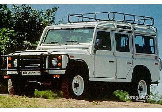 Land-Rover Defender 2001-2006