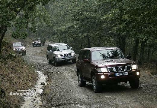 Nissan Patrol Y61 3 0 DiT LE 2007-2008 | Autocatalog | Autogidas lt