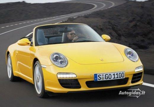 Porsche 911 2008-2011