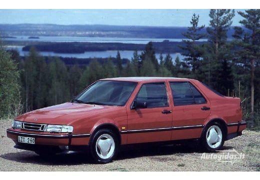 Saab 9000 1996-1997
