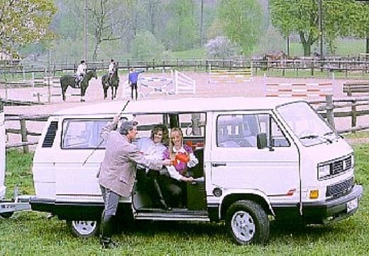 Volkswagen Transporter 1985-1990