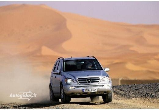 Mercedes-Benz ML 400 2001-2005