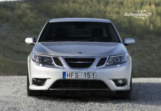 Saab 9-3 2007-2008