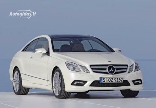 Mercedes-Benz E 500 2009-2011