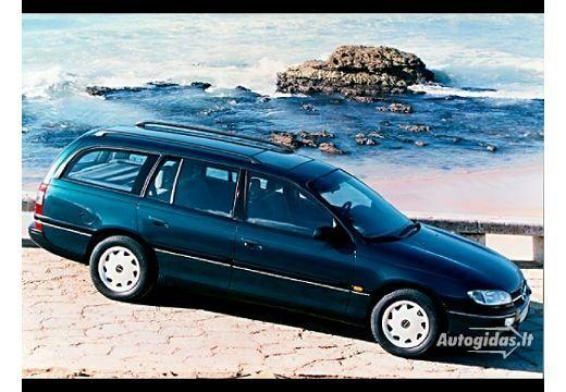 Opel Omega 1996-1999